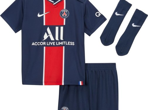 Nike PSG Home Kit 20/21 Baby