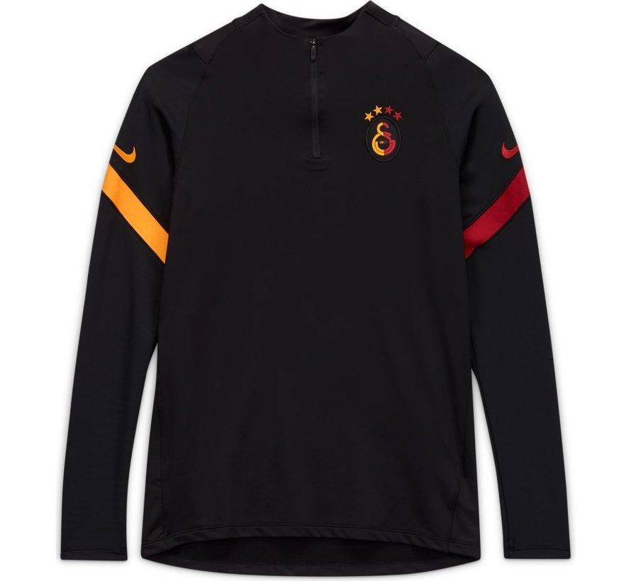 Galatasaray Strike Drill Top Black 20/21