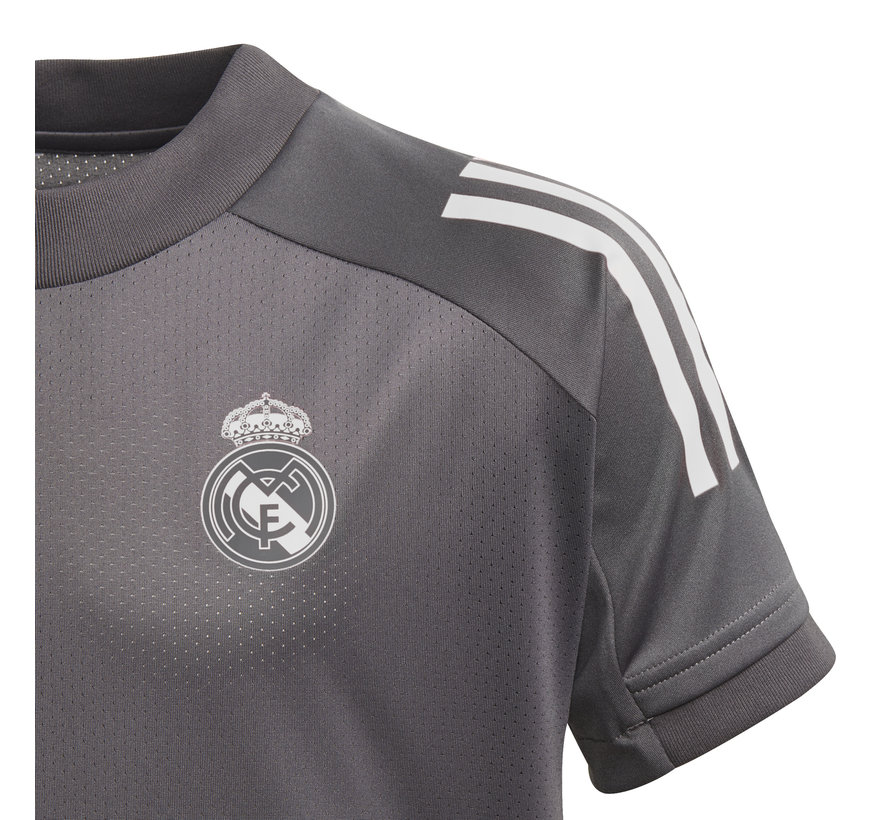 Real Training Jersey Grey 20/21 Kids