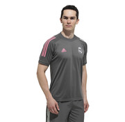 Adidas Real Training Jersey Grey 20/21