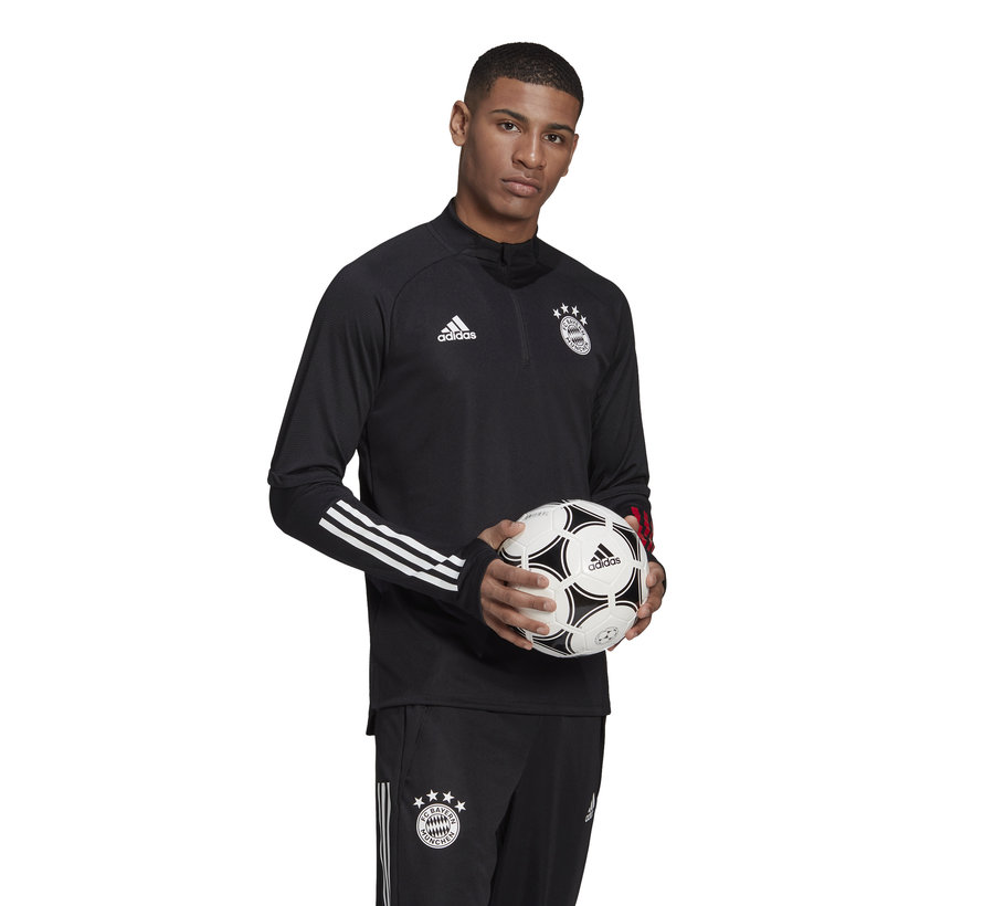 Bayern Training Top Black 20/21