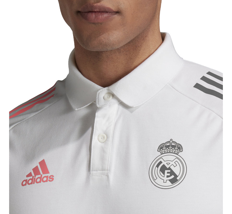 Real Madrid Polo White 20/21