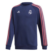 Adidas Real Madrid Crew Sweat Navy 20/21 Kids