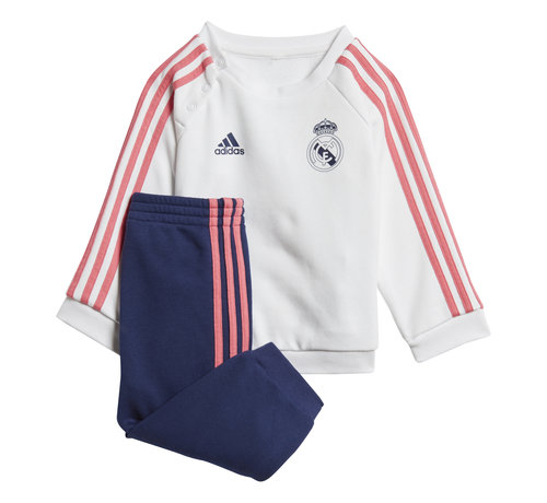Adidas Real Madrid 3S Jogger White 20/21