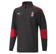 Puma AC Milan 1/4 Zip Training Top 20/21 Kids