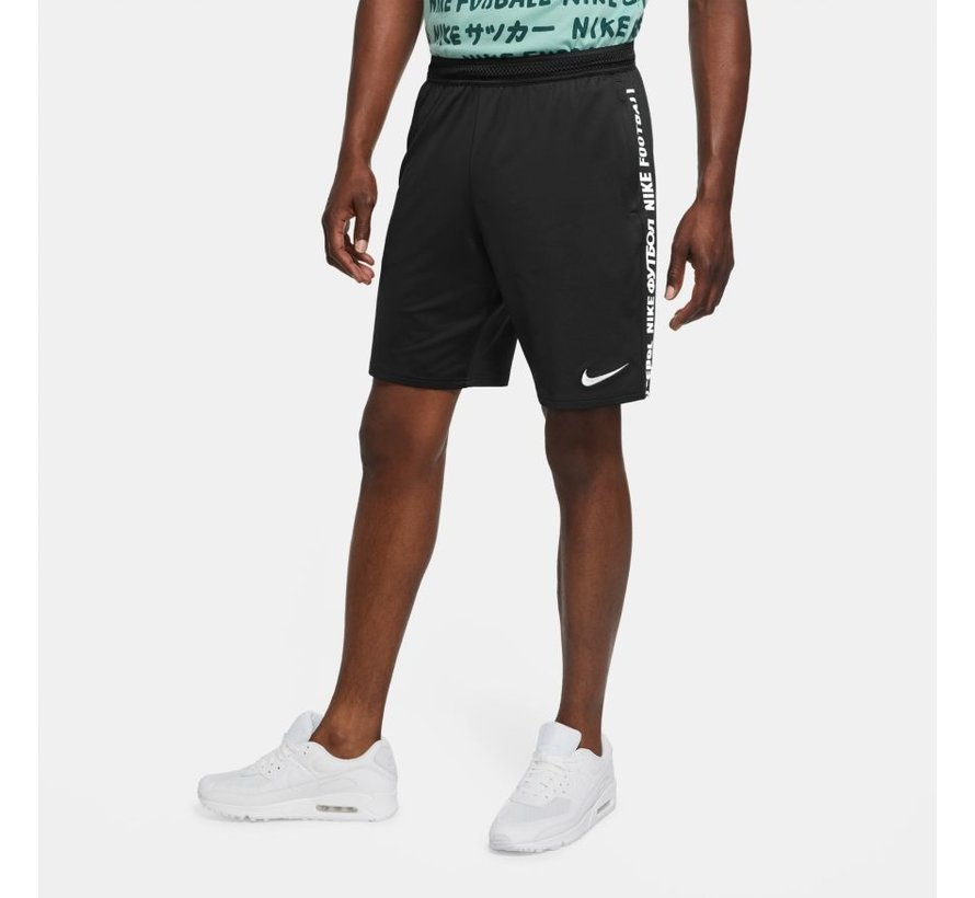 Nike FC Short LNGR Black/White