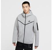 Nike Tech Fleece Fullzip Grey