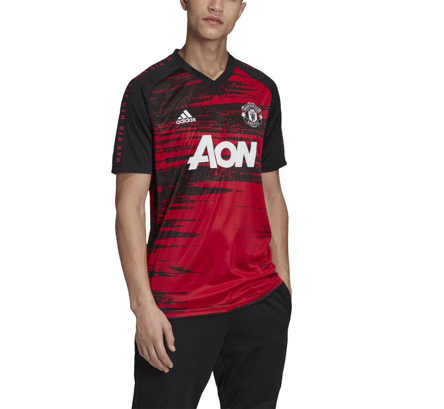 Manchester United Preshi Red/Black 20/21