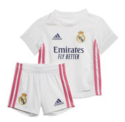 Adidas Real Home Kit Baby White 20/21