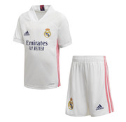 Adidas Real Home Kit Kids White 20/21