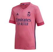 Adidas Real Madrid Away Jersey 20/21 Kids