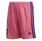 Adidas Real Madrid Home Sh Jr Rospri 20/21