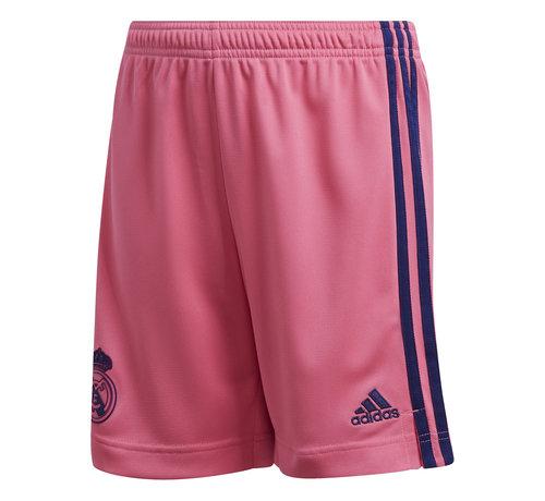 Adidas Real Madrid Home Sh Jr Rospri 20/21