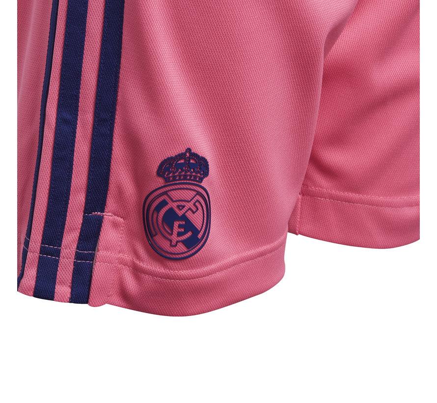 Real Madrid Home Sh Jr Rospri 20/21