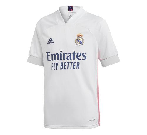 Adidas Real Madrid Home Jsy JR Blanc 20/21