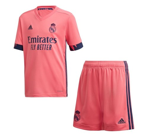 Adidas Real Madrid Home Minikit Rospri 20/21