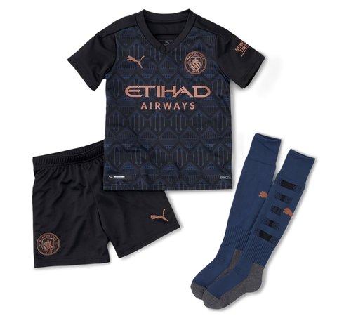 Puma Manchester City Minikit Black 20/21