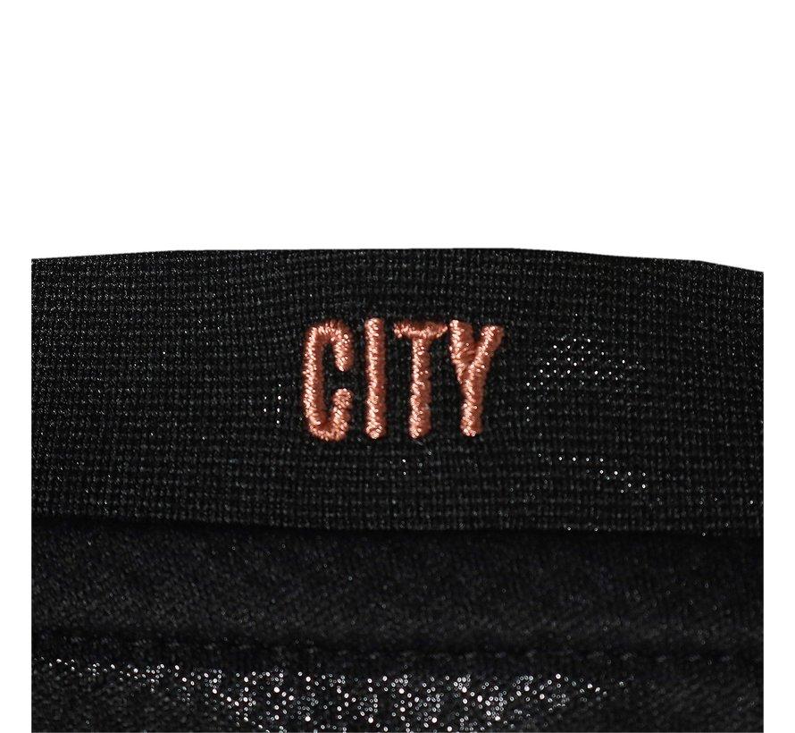 Manchester City Away Shirt Black 20/21