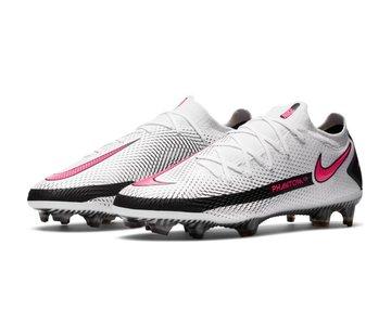 Nike Phantom GT Elite FG White/Pink