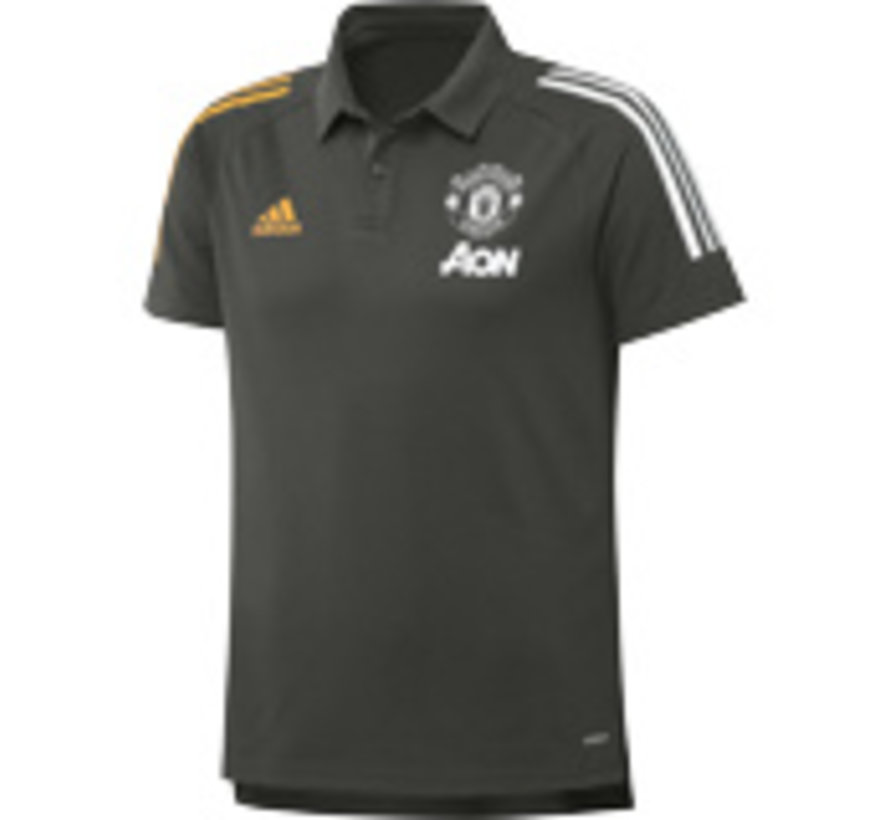 Manchester United Polo Green 20/21