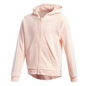 Adidas 3-Stripes Fullzip Hoodie Pink