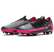 Nike Phantom GT Pro FG Kids Black/Pink