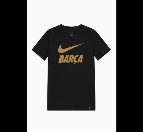 Nike FC Barcelona Tee Ground Black