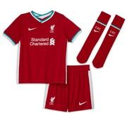 Nike Liverpool Home Kit 20/21 Kids