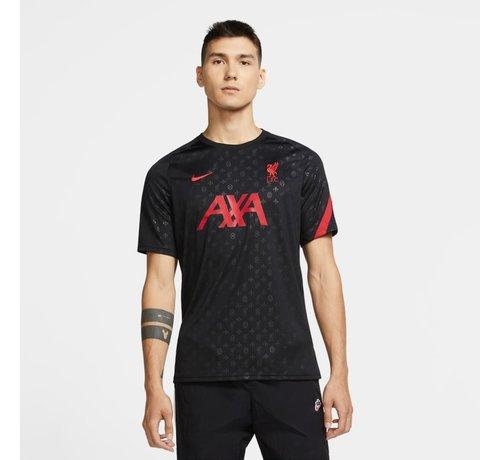 Nike Liverpool Breathe Top Black 20/21