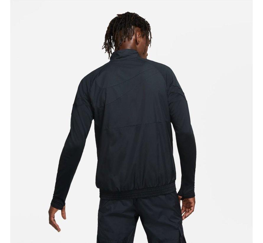 FC Barcelona Track Jacket Black