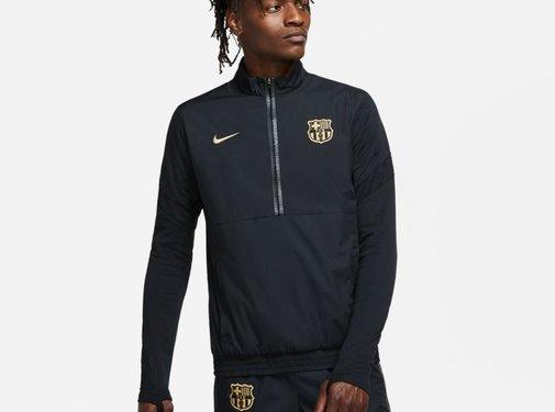 Nike FC Barcelona Track Jacket Black