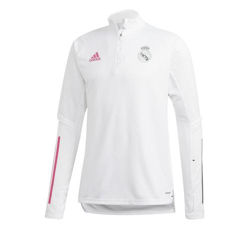 Adidas Real Madrid Training Top White 20/21