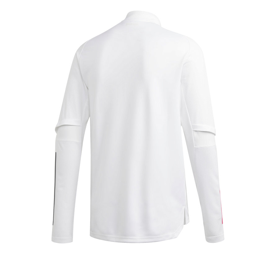 Real Madrid Training Top White 20/21