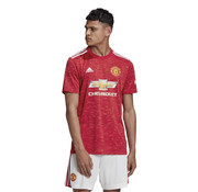Adidas Manchester United Home Jersey 20/21