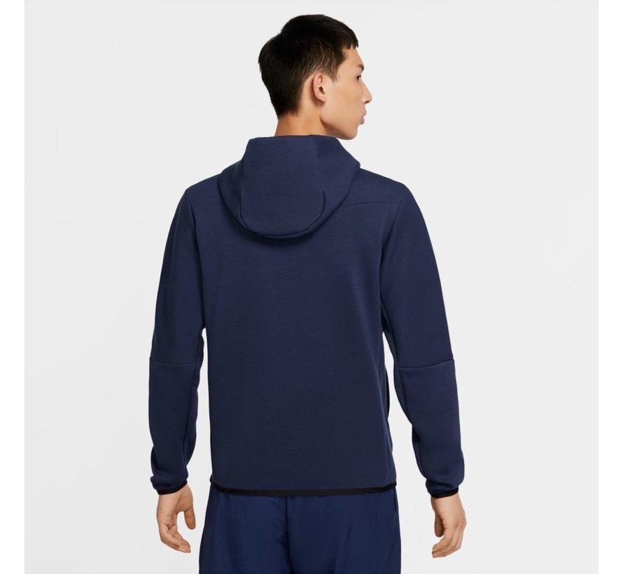 Tech Fleece 2 Fullzip Navy