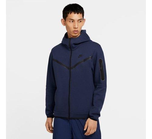 Nike Tech Fleece 2 Fullzip Navy