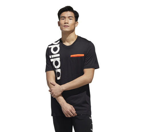 Adidas Authentic Tee Black