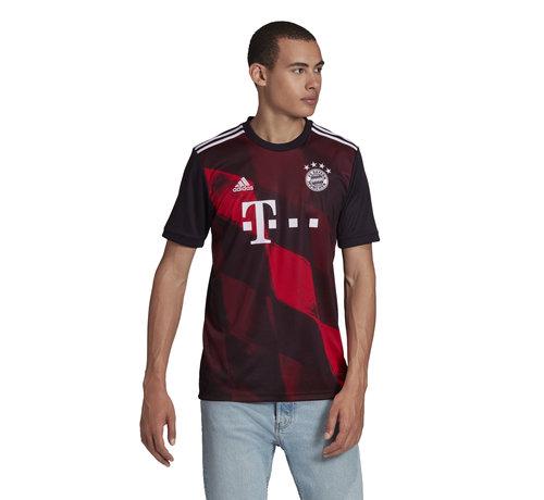 Adidas Bayern 3 Jersey Noir 20/21