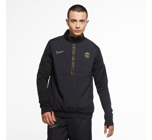 Nike PSG Track Jacket Black/Gold 20/21