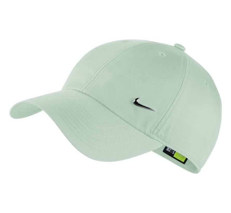 H86 Metal Swoosh Cap Green