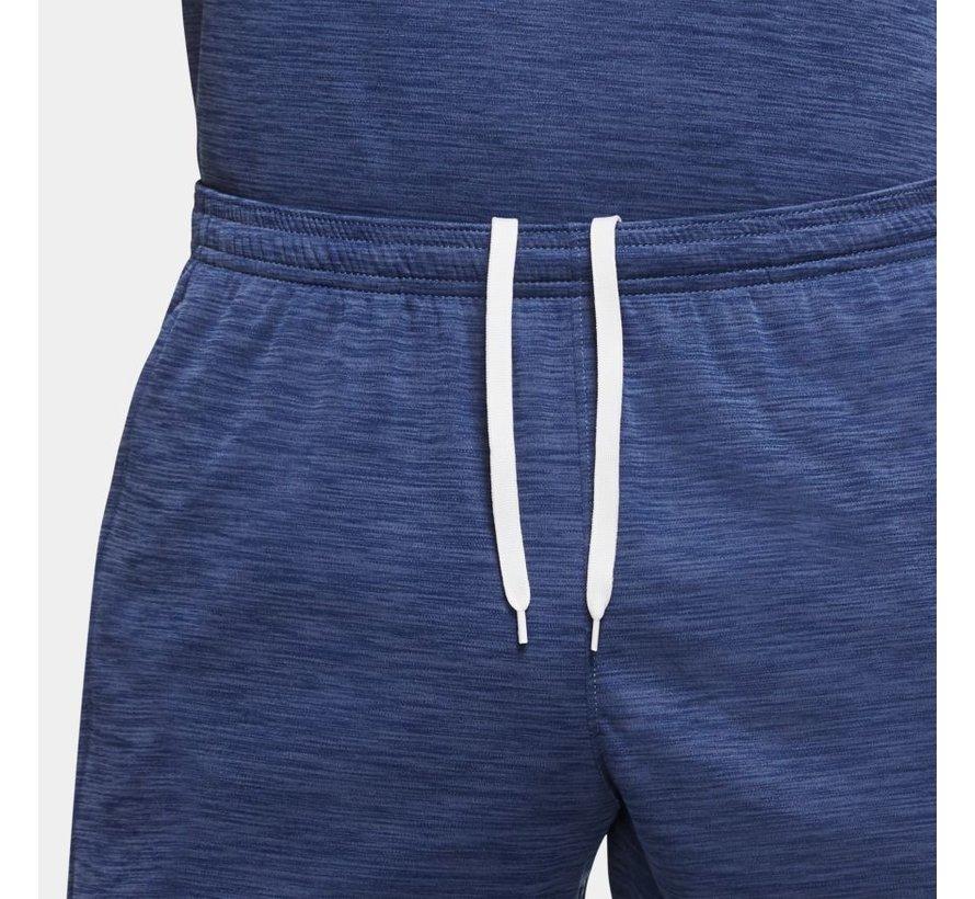 Academy Knit Short Navy/White
