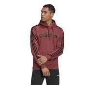 Adidas 3S Hoodie Red