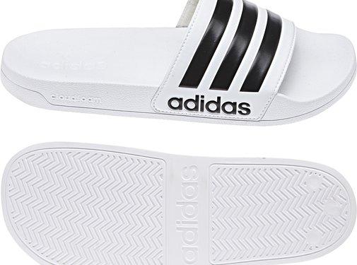 Adidas Adilette Shower Blanc-noir