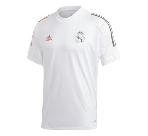Adidas Real Madrid Tr Jsy Blanc 20/21