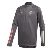 Adidas Real Madrid Tr Top Jr Gricin 20/21
