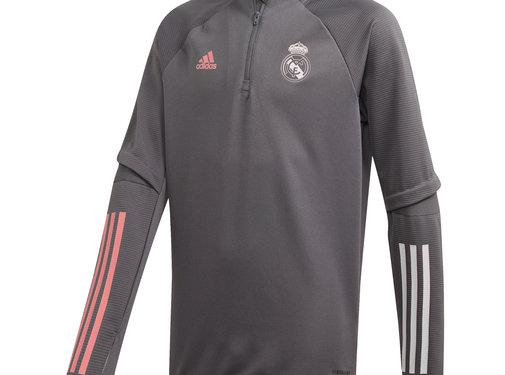 Adidas Real Madrid Tr Top Jr Gricin 20/21