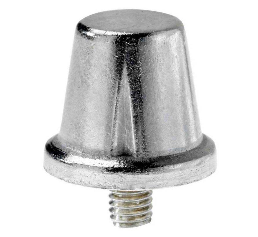 Alu 6 KT Steel Grey 13/16 mm