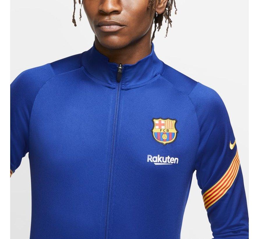 FC Barcelona Track Suit Blue 20/21