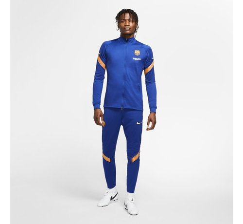 Nike FC Barcelona Track Suit Blue 20/21