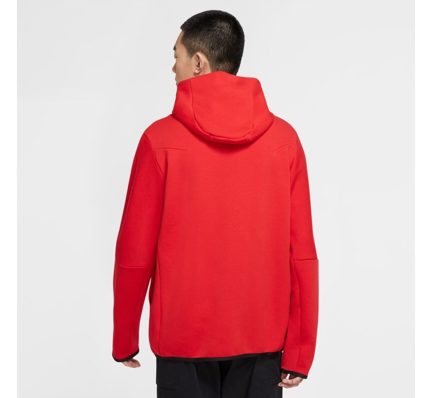 Tech Fleece Fulleip 2 Red